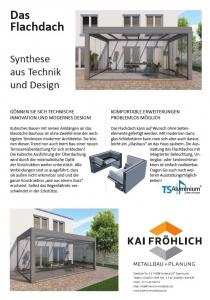 Flyer_Flachdach